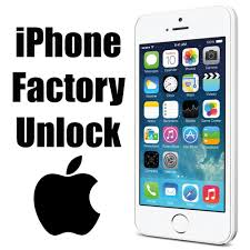 iPhone Factory Unlock Services