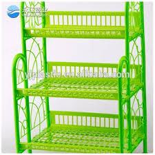 Wholesale Stainless Steel Kitchen Utensil Rack Plastic Storage