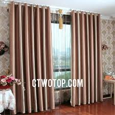 Walmart Grommet Blackout Curtains by Walmart Brown Blackout Curtains Chocolate Brown Eyelet Blackout