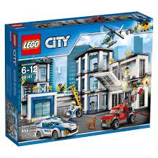 LEGO City Police Station | 60141 | Toys R Us Canada