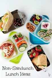 Healthy Office Snacks Ideas by Easy Non Sandwich Lunch Ideas For The Whole Family That Are