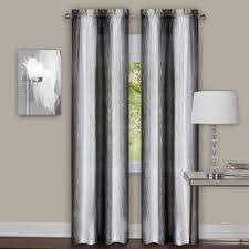 striped curtains drapes you ll love wayfair