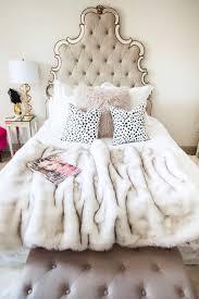 Dalmatian print pillows faux fur throw faux Mongolian fur