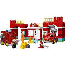 LEGO DUPLO Fire Station 10593 - LEGO - Toys