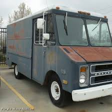 100 1984 Chevy Truck For Sale Chevrolet Step Van 20 Delivery Truck Item DB3865 SO