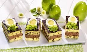 österlicher eierlikörkuchen