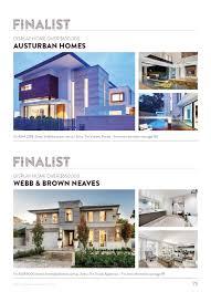 100 Webb And Brown Homes 2016 MB WA Winning Awards By Arkmedia4217 Issuu