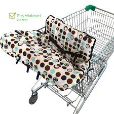 100 Walmart Carts Folding Chairs Baby Shopping Cart Cover 2in1 High Chair Cover Medium Spranster