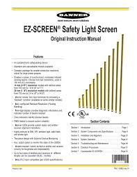 Sti Ms4800 Light Curtain Manual by Keyence Light Curtain Manual Pdf Memsaheb Net