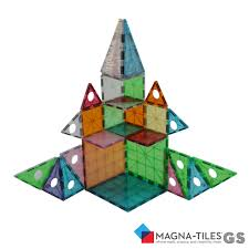 Valtech Magna Tiles Canada by Magna Tiles Frost 33 Piece Gs Set The Granville Island Toy Company