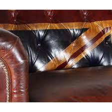 canape chesterfield cuir un grand canapé chesterfield cuir marron monachatdeco com
