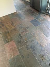 reving slate tiles cleaning and polishing tips