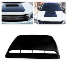 Universal Black Car Decorative Air Flow Intake Hood Scoop Vent ... Ford F150 Hood Scoop 2015 2016 2017 2018 Hs002 Chevy Trailblazer Hs009 By Mrhdscoop Scoops Stock Photo Image Of Auto Carshow Bright 53854362 Jetting 1pc Universal Car Fake 3d Vent Plastic Sticker Autogl_hood_cover_7079_1jpg 8600 Ideas Pinterest Amazoncom 19802017 For Toyota Tacoma Lund Eclipse Large Scoops Pair 167287 Protection Add A Dualsnorkel To Any Mopar Abody Hot Rod Network Equip 0513 Nissan Navara Frontier D40 Cover Bonnet Air 0006 Tahoe Ram Sport Avaability Tundra Forum