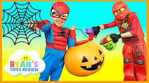 Halloween Candy List by Halloween Trick Or Treat Kids Candy Surprise Toys Prank Halloween