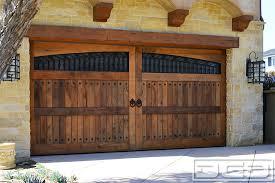Tuscan Style Garage Doors Custom Handrafted In Reclaimed Barn Wood