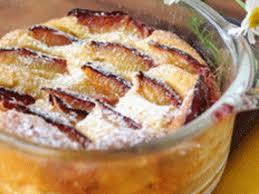 dessert aux quetsches recette recette clafoutis aux quetsches 750g