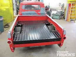 LMC Steel Bed Floor Swap - Hot Rod Network Truck Bed Rail Caps By Innovative Creations Wood Options For Chevy C10 And Gmc Trucks Hot Rod Network Norstar Wh Skirted Tonneau Covers Archives Tyger Auto Ad Beds Building Custom Youtube Pt1 2007 Pickup Fuel Pump Replacement At Drays Shop Eric Gonsalves 1951 Chevrolet 3100 Was Built Quick Cheap Undliner Liner Drop In Bedliners Weathertechcom Southern Kentucky Classics Welcome To 1964 Repair