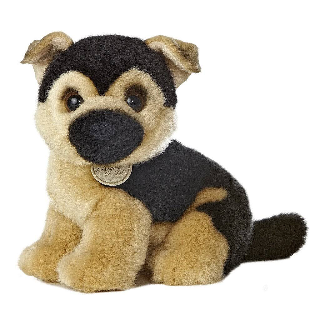 Aurora World Miyoni Tots German Shepherd Pup Plush