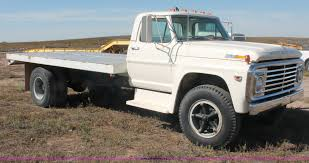 1969 Ford 600 Flatbed Truck | Item F6136 | SOLD! Wednesday D...