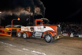 100 Quest Trucking Classes Thunder In The Valley Tractor Pull Rock Valley Iowa