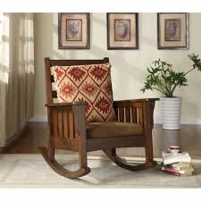 Ebay Rocking Chair Nursery by Elegant Rocking Accent Chairs My Chairs