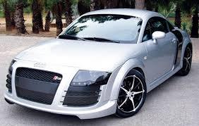Best Audi TT 8N Body Kit