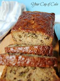 Starbucks Pumpkin Bread Recipe Yogurt by The Best Banana Bread Your Cup Of Cake