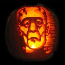 Yoda Pumpkin Stencil by Our Favorite Bestest Carved Pumpkin Picks From 2006