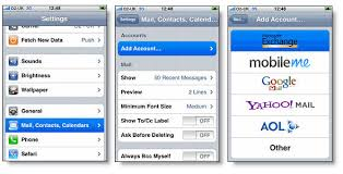 How To Set Up Push GMail Your iPhone iPod Touch