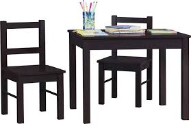 Kidkraft Farmhouse Table And Chair Set Walmart by Wooden Table And Chairs For Kids Mocka Hudson Kids Table And