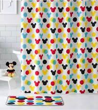Mickey And Minnie Bathroom Sets by Multi Color Kids And Teens Bath Accessory Set Ebay