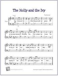 The Holly And Ivy Christmas