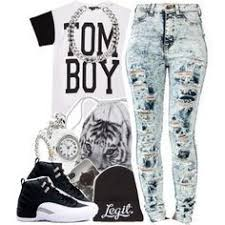 Swag Outfits For Girls With Jordans Polyvore