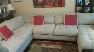 Cindy Crawford White Denim Sofa by Cindy Crawford Sofa Review Top 1 695 Reviews And Complaints About