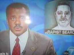 News Reporter A Rapist Sketch Fail