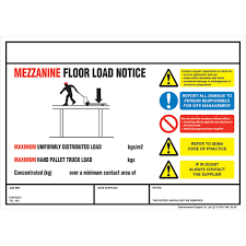 Mezzanine Floor Weight Load Notices | PARRS | Workplace Equipment Loadexpress Truck Freight Auction And Load Matching Marketplace Mezzanine Floor Weight Load Notices Parrs Workplace Equipment Texas Enacts Legislation To Raise Weight Limits In Houston Uwl Nyc Dot Trucks Commercial Vehicles Chapter 2 Truck Size Limits Review Of State Dots Policies For Overweight Fees Scales Weigh Stations So Many Miles Uk Road Sign Limit 75t Lorry Hgv Banned Ahead Xilin Electric Pallet Seated Type Cbdz Material