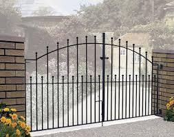 Manor Gates Fencing & Railings Wrought Iron Gates Direct