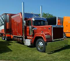 100 Thumper Truck Mack Superliner Custom Big Dog Everything SBuses