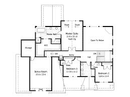 Craftsman Style Floor Plans by Floor Plans For Craftsman Style Homes Homepeek