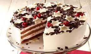 marzipan preiselbeer torte