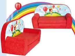 canape convertible pour enfant mini canapé lit enfant