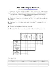 Halloween Brain Teasers Math by Halloween Logic Puzzles