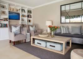 gemütliches wohnzimmer mit weißem bild kaufen 11428367