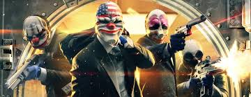 Payday 2 Halloween Masks by Overkill Is Getting Payday 2 In On The Vr Trend And Will Be