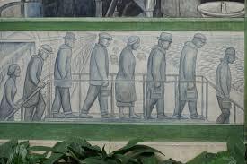 Diego Rivera Rockefeller Mural by Diego Rivera Matulathoughts