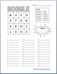 Make Words With These Letters Game Sample Letters Formats