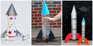 20 Outer Space Themed Activities For Kids From Fun At Home With