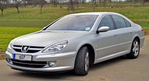 Awesome peugeot 607 X30