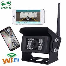 GreenYi Wireless Backup Camera For Truck,RV,Camper,Trailer. WiFi ... 9 Tft Lcd Quad Split Screen Monitor Truck Trailer Backup Camera Tailgate Handle For 072014 Chevy Silverado Gmc Pyle Plcm39frv On The Road Rearview Cameras Dash Cams What You Need To Know About Edmunds Plcm7500 Iball 58ghz Wireless Magnetic Hitch Car Rear View The Best Rv Reviews Straight Government Mandate Delayed Again Motor Trend Aftermarket Trucks Gps Steve Landers Kia New Law Now Required