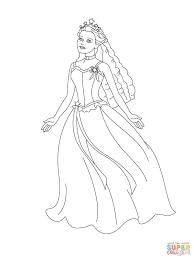 Dibujos Para Colorear De Barbie Sirena Dibujos Para Cortar Y Colorear